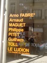 Exposition // Exhibition - OMNI @ Croix-Baragnon Toulouse 2013