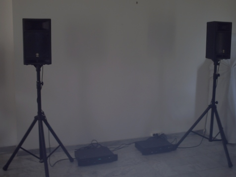 Installation - « Réduction #1 » Porto 2010