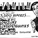 Flyer Atomium - 1983