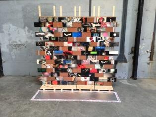 """Installation """"Fragile !"""" @ Lieu-Commun 2015 - FIMM [+]"""