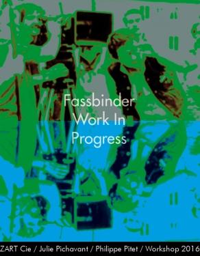 Projet Fassbinder // Fassbinder Project