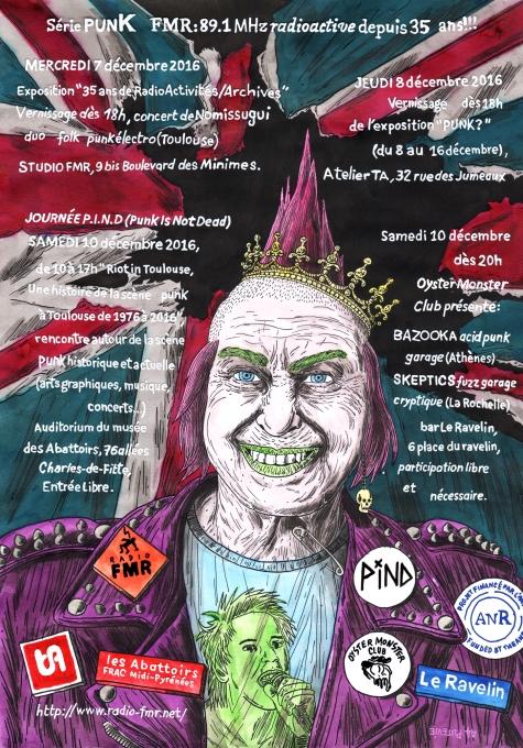 Série Punk - Radio FMR