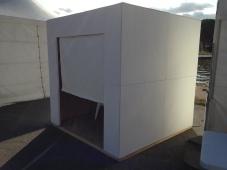 """Prototype 1 - """"White Cube"""" - 10.2016"""