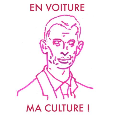 Philippe Pitet - Slow Gangs Series dessin contemporain