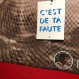 Pièce d'exposition à la Fondation François Lagrange de Die dans la Drôme (photo de Philippe Pitet)