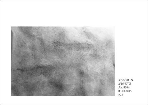 Philippe Pitet - Artiste plasticien - Aiga - La cartographie sensible de l'eau