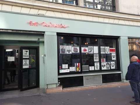 Philippe Pitet à La Colonie Paris avec Imagerie de Combat