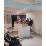 """""""La Croix du Sud"""" - Installation de Philippe Pitet - 2017"""