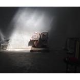 """Installation de Philippe Pitet """"Puisqu'Elle est partie, Elle est partout"""" - 2014"""