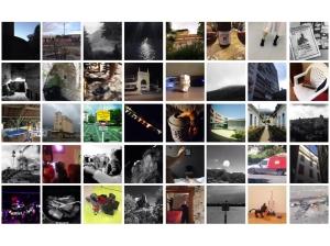 """Photographie de Philippe Pitet Artiste Plasticien Série """"Image de flot social"""" - depuis août 2015"""