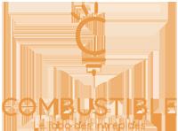 Logo Combustible pour le site de Philippe Pitet